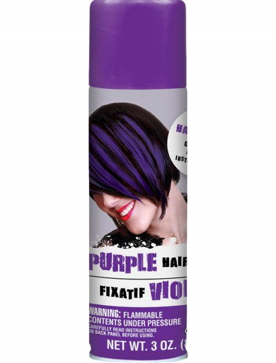 Purple Hairspray, halloween costume (Purple Hairspray)
