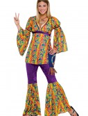 Purple Haze Hippie Costume, halloween costume (Purple Haze Hippie Costume)