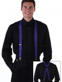 Purple Suspenders, halloween costume (Purple Suspenders)