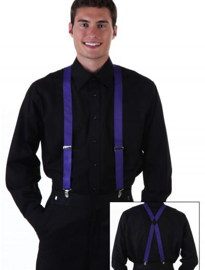 Purple Suspenders, halloween costume (Purple Suspenders)