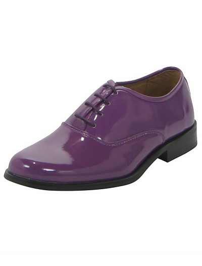Purple Tux Shoes, halloween costume (Purple Tux Shoes)