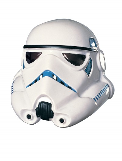 PVC Stormtrooper Mask, halloween costume (PVC Stormtrooper Mask)