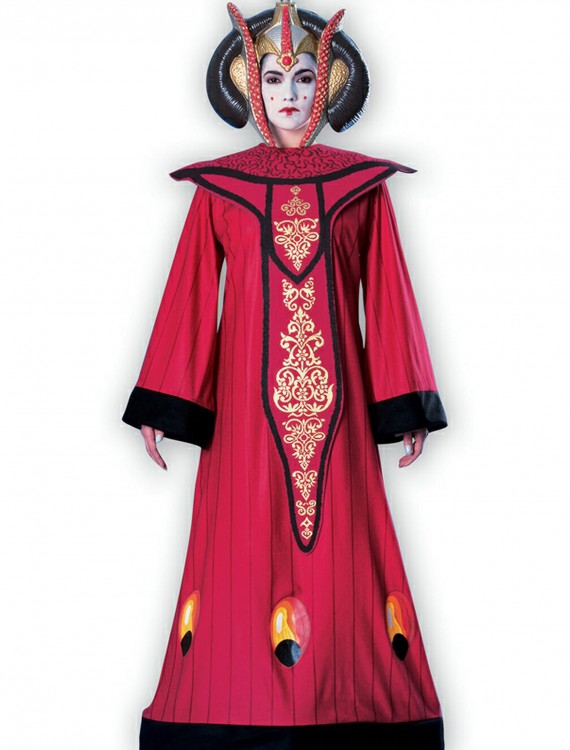 Queen Amidala Costume, halloween costume (Queen Amidala Costume)