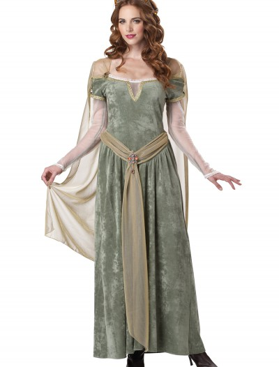Queen Guinevere Costume, halloween costume (Queen Guinevere Costume)