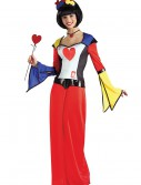 Queen of Hearts Adult Costume, halloween costume (Queen of Hearts Adult Costume)