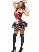Queen of Hearts Costume, halloween costume (Queen of Hearts Costume)