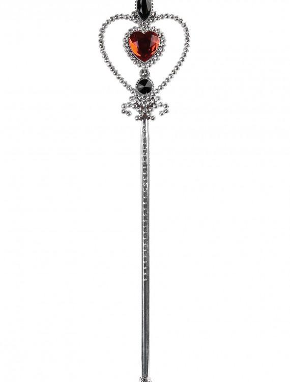 Queen of Hearts Scepter, halloween costume (Queen of Hearts Scepter)