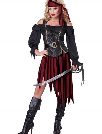 Queen of the High Seas Costume, halloween costume (Queen of the High Seas Costume)