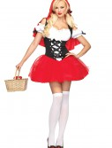 Racy Red Riding Hood Costume, halloween costume (Racy Red Riding Hood Costume)