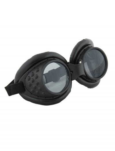 Radioactive Aviator Black Goggles, halloween costume (Radioactive Aviator Black Goggles)