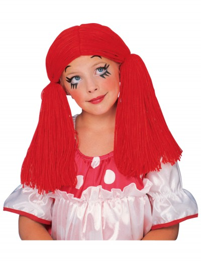 Rag Doll Girl Wig, halloween costume (Rag Doll Girl Wig)