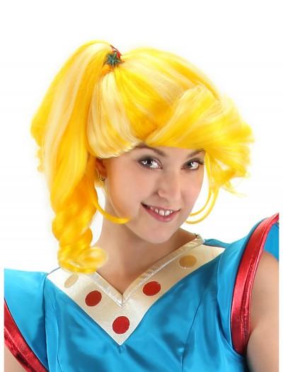 Rainbow Brite Wig, halloween costume (Rainbow Brite Wig)