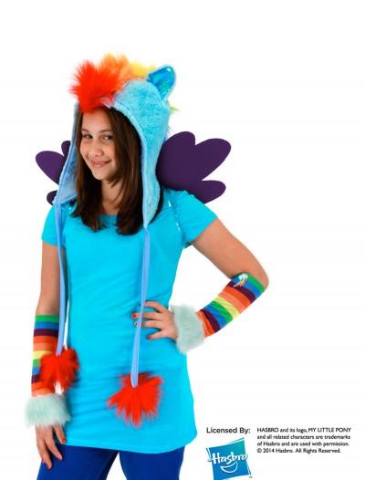 Rainbow Dash Hoodie, halloween costume (Rainbow Dash Hoodie)
