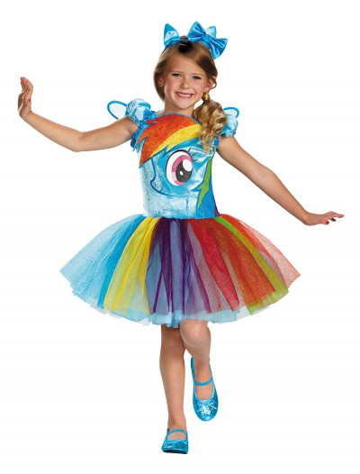 Rainbow Dash Tutu Prestige, halloween costume (Rainbow Dash Tutu Prestige)