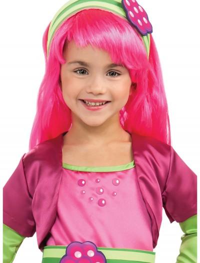 Raspberry Tart Wig, halloween costume (Raspberry Tart Wig)