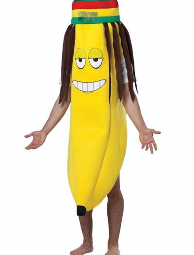 Rasta Banana Costume, halloween costume (Rasta Banana Costume)