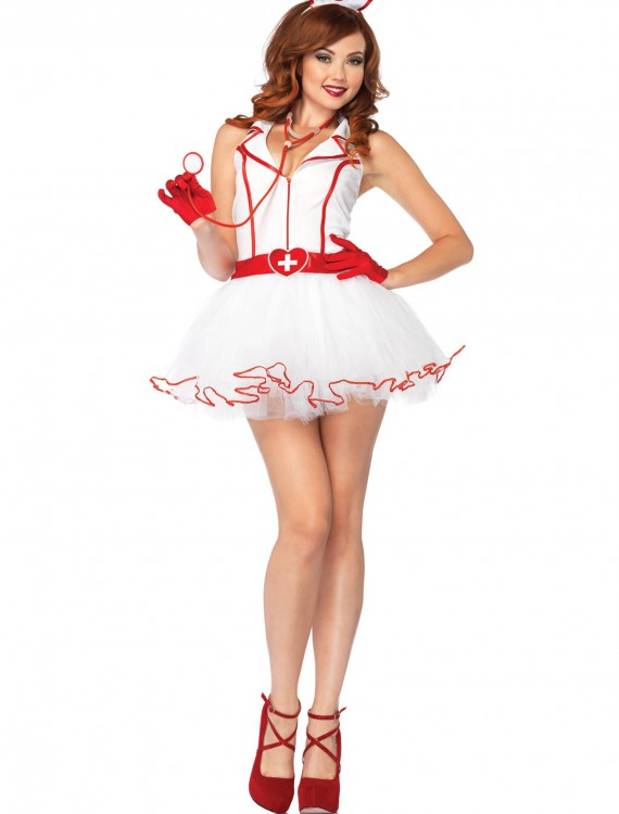 Ravishing RN Costume, halloween costume (Ravishing RN Costume)