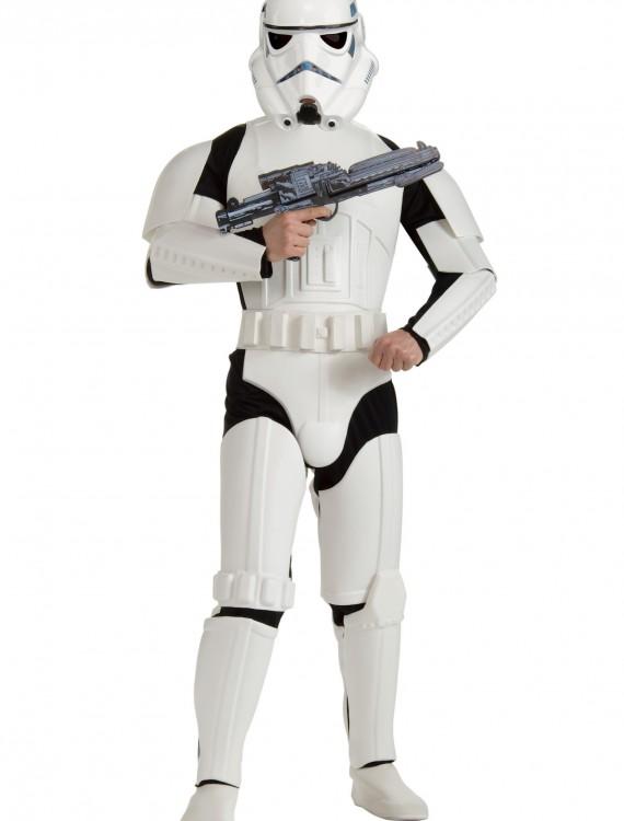Realistic Stormtrooper Costume, halloween costume (Realistic Stormtrooper Costume)