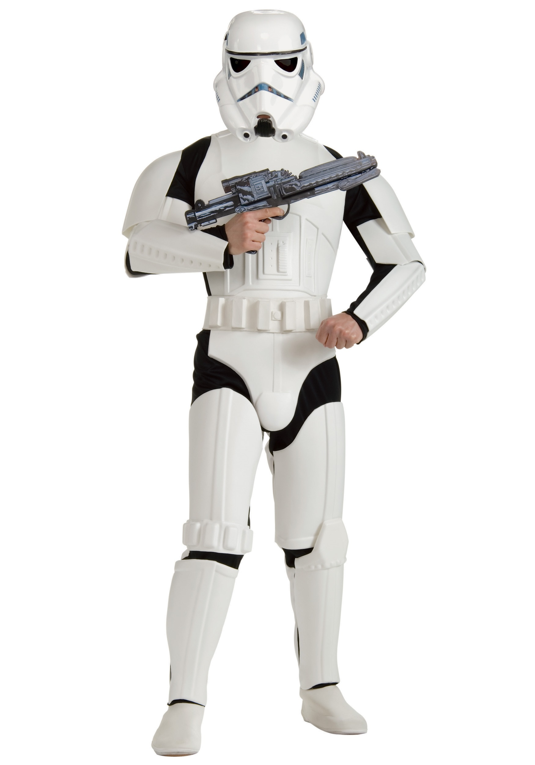Realistic Stormtrooper Costume  sc 1 st  Halloween Costumes : stormtrooper costume toddler  - Germanpascual.Com