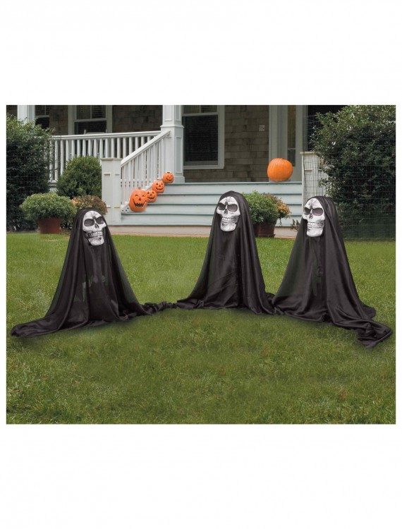 Reaper Group Set of Three, halloween costume (Reaper Group Set of Three)