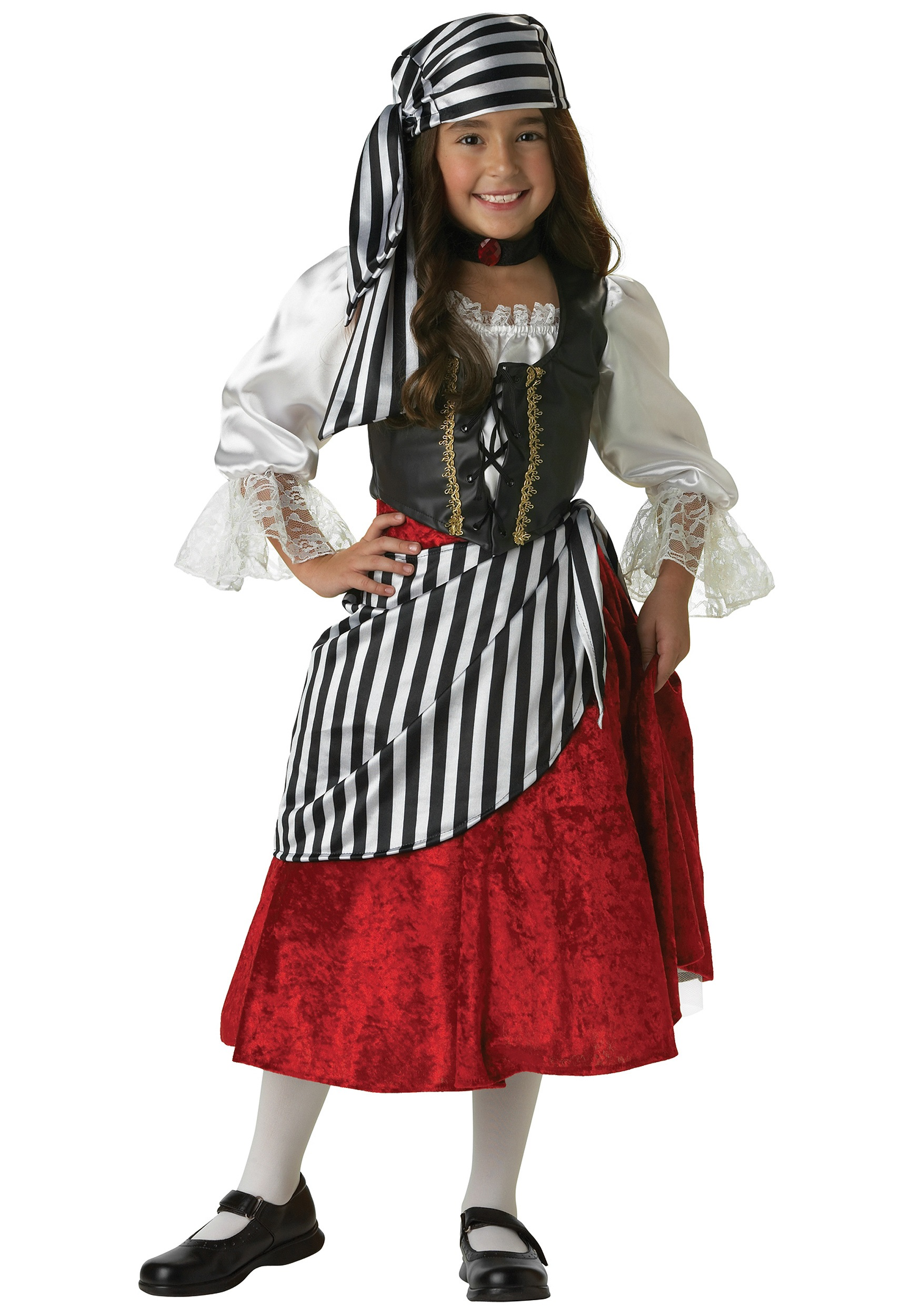 Rebel Pirate Girl Costume  sc 1 st  Halloween Costumes & Rebel Pirate Girl Costume - Halloween Costumes