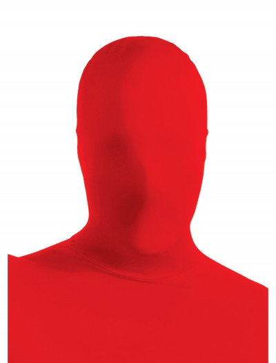 Red 2nd Skin Mask, halloween costume (Red 2nd Skin Mask)