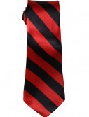 Red and Black Striped Tie, halloween costume (Red and Black Striped Tie)