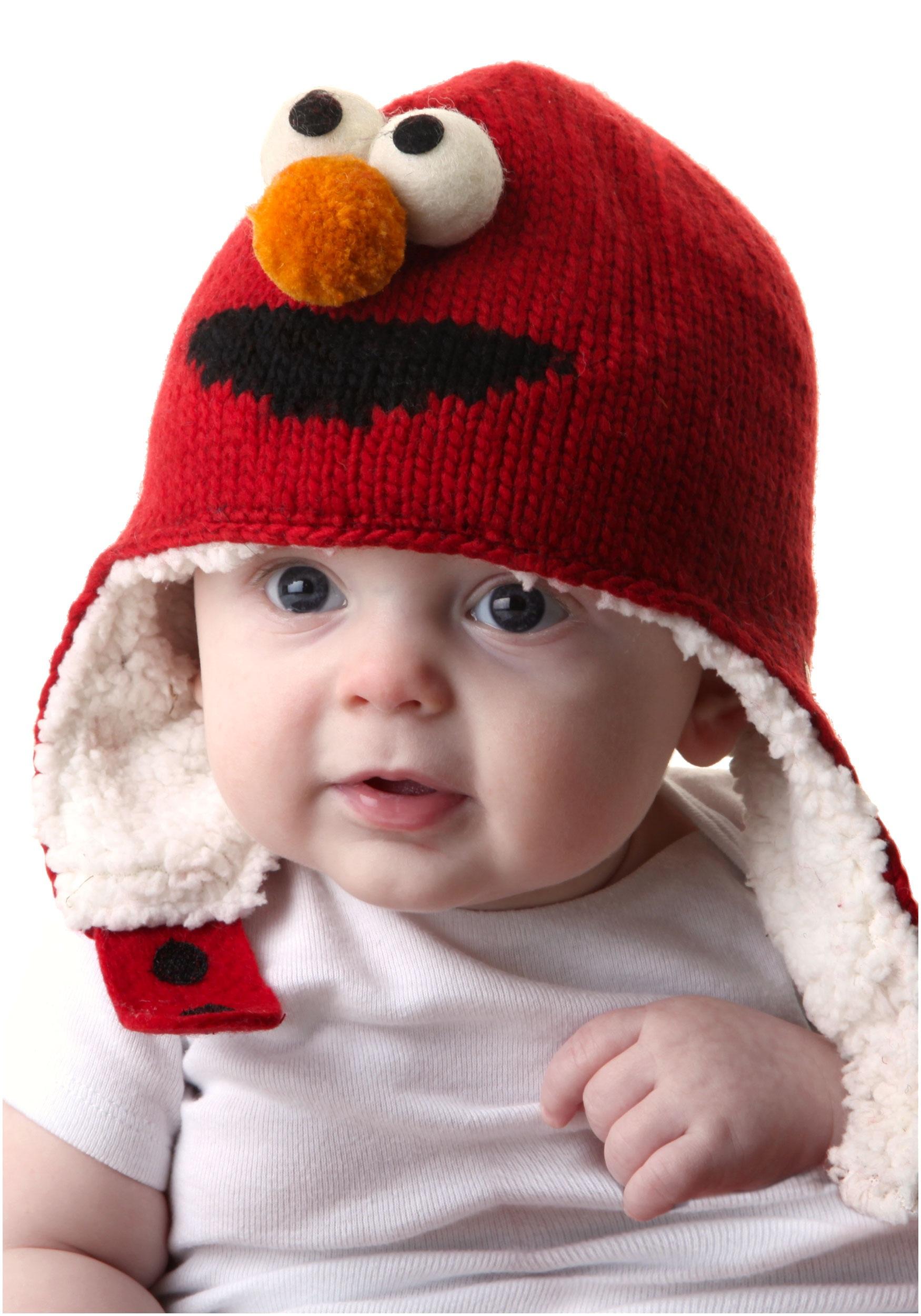 Infant Elmo Hat  sc 1 st  Halloween Costumes & Infant Elmo Hat - Halloween Costumes