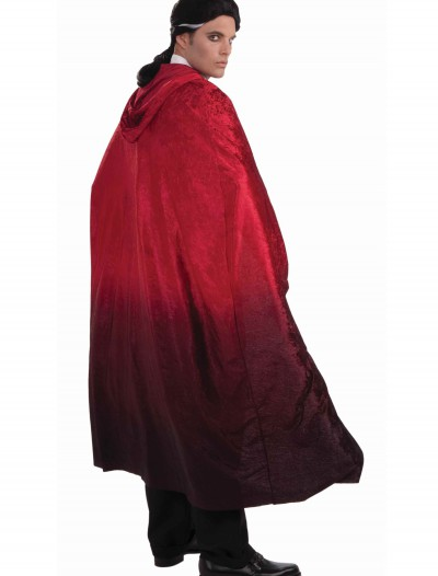 Red Faded Cape, halloween costume (Red Faded Cape)