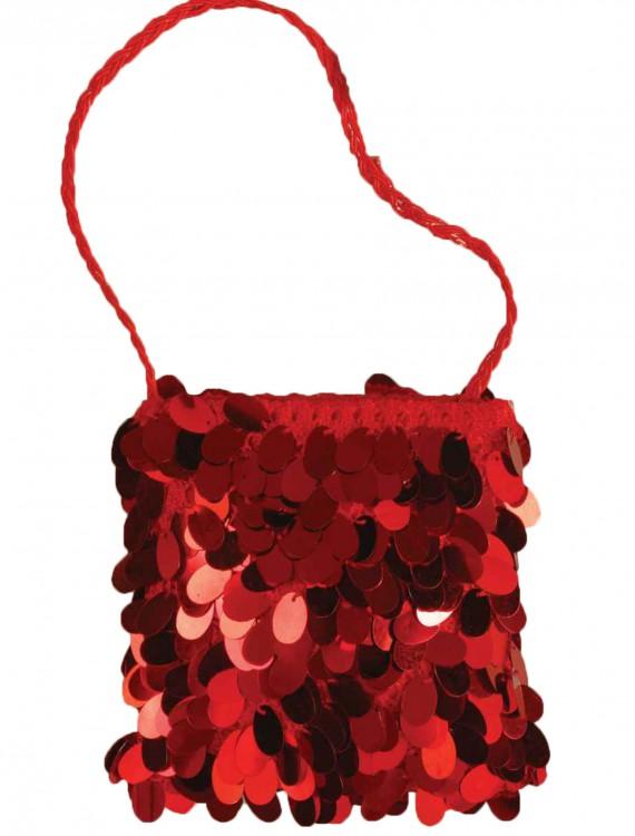 Red Flapper Bag, halloween costume (Red Flapper Bag)