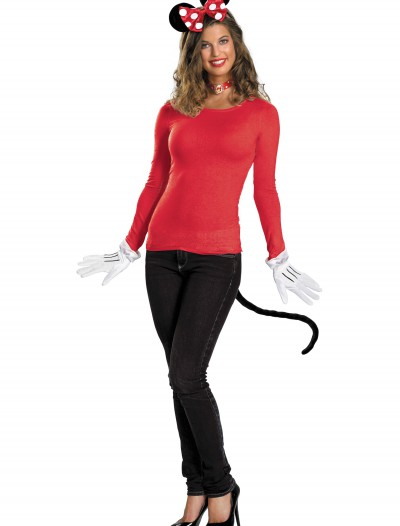 Red Minnie Mouse Kit, halloween costume (Red Minnie Mouse Kit)