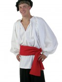 Red Renaissance Sash, halloween costume (Red Renaissance Sash)