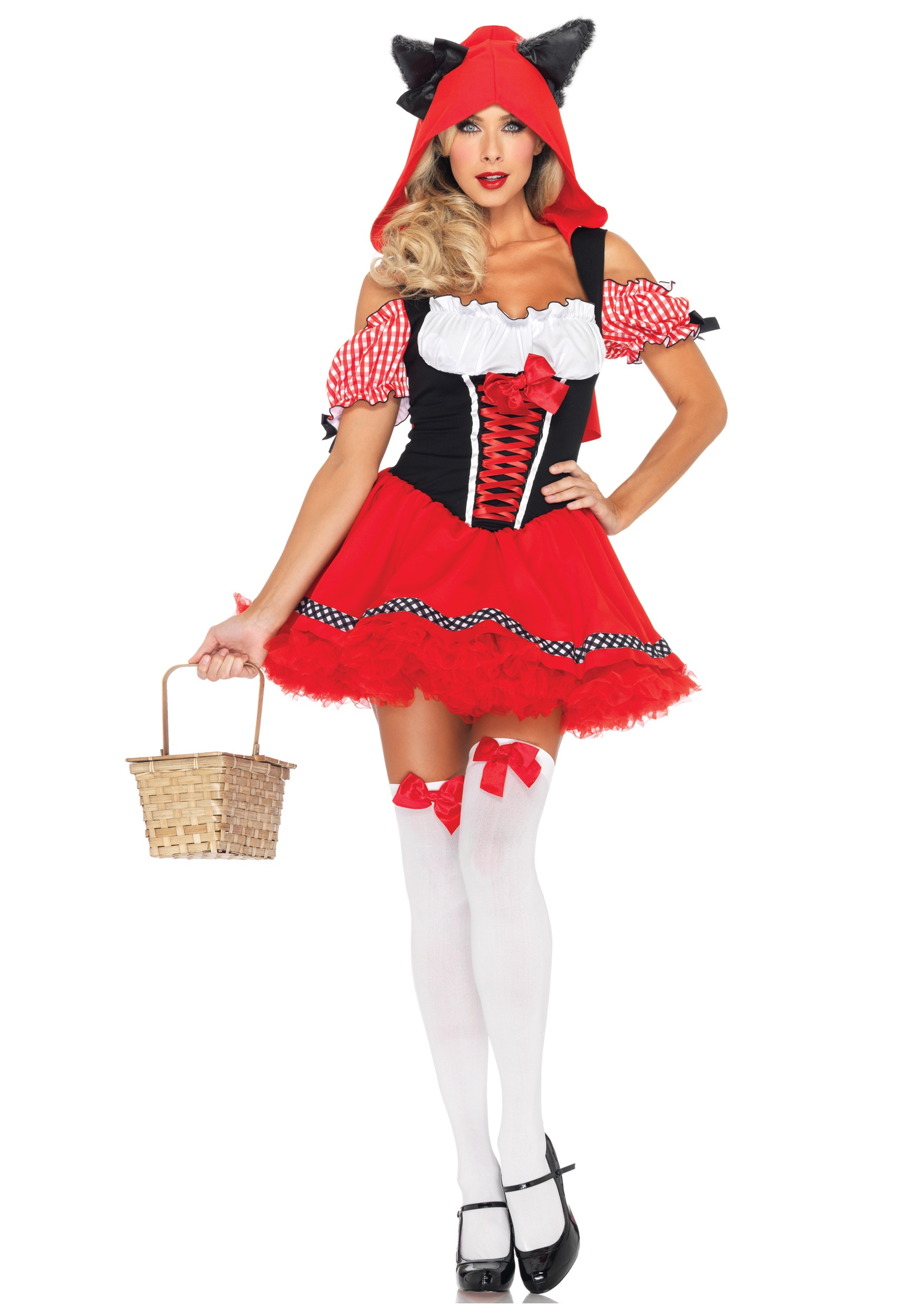 red riding wolf costume - Wolf Costume Halloween