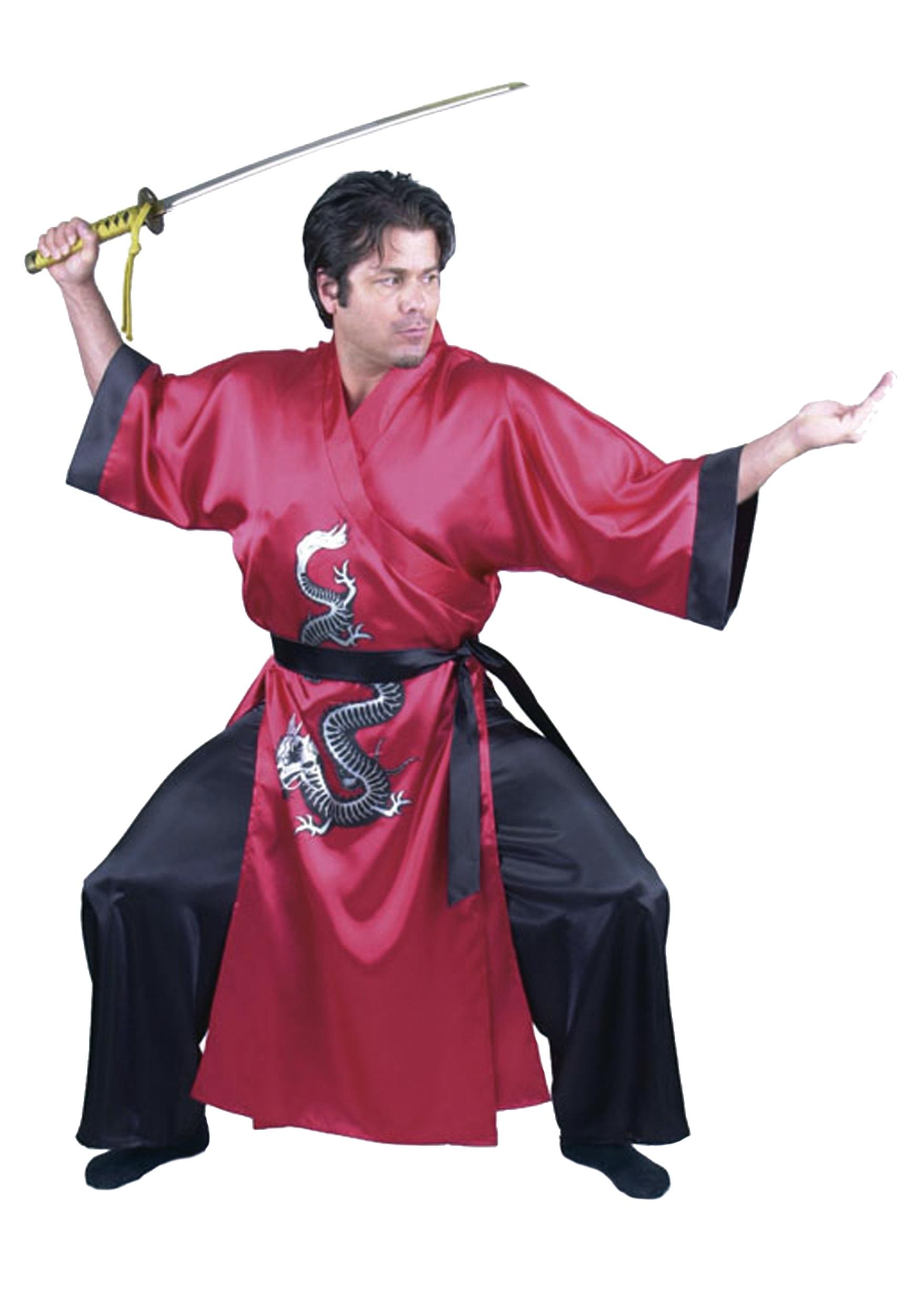 Костюмы самурая своими руками