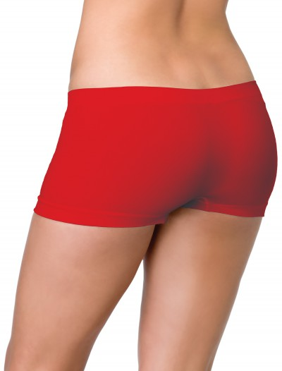 Red Seamless Boyshorts, halloween costume (Red Seamless Boyshorts)