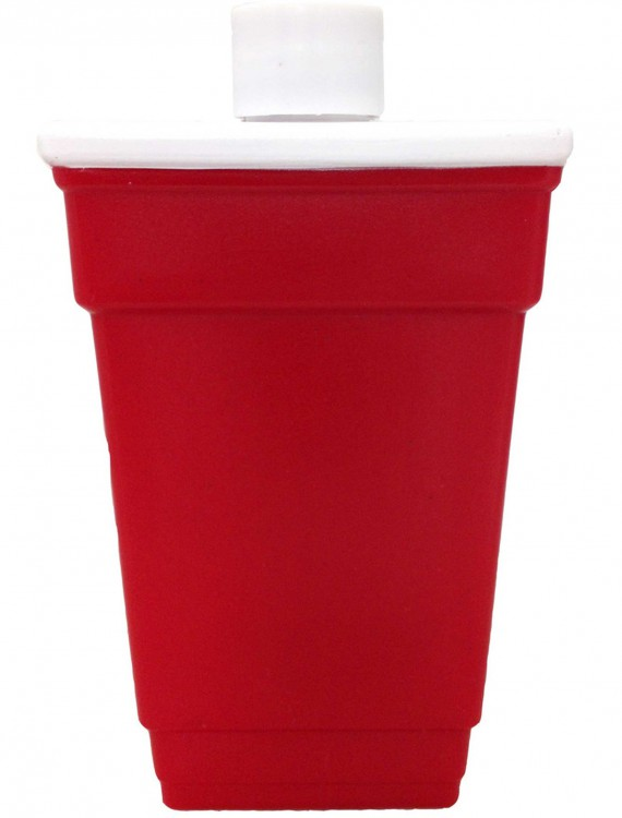 Red Solo Cup Flask, halloween costume (Red Solo Cup Flask)