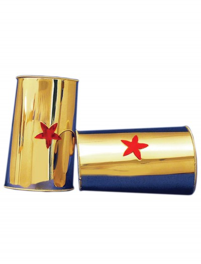 Red Star Gold Cuffs, halloween costume (Red Star Gold Cuffs)