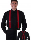Red Suspenders, halloween costume (Red Suspenders)