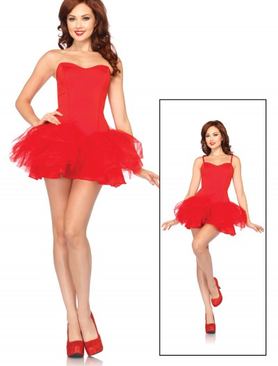 Red Tutu Dress, halloween costume (Red Tutu Dress)