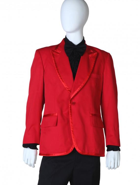 Red Tuxedo Coat, halloween costume (Red Tuxedo Coat)