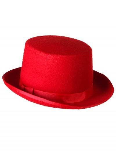 Red Tuxedo Top Hat, halloween costume (Red Tuxedo Top Hat)