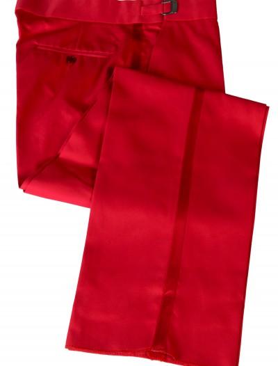 Red Tuxedo Pants, halloween costume (Red Tuxedo Pants)