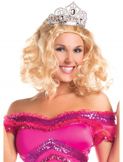 Redneck Princess Wig, halloween costume (Redneck Princess Wig)