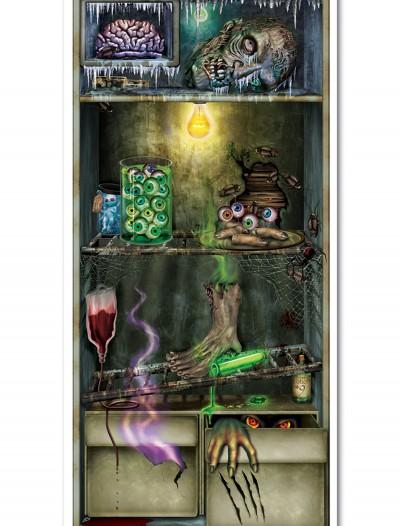 Refrigerator Door Cover, halloween costume (Refrigerator Door Cover)