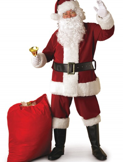 Regal Santa Suit, halloween costume (Regal Santa Suit)