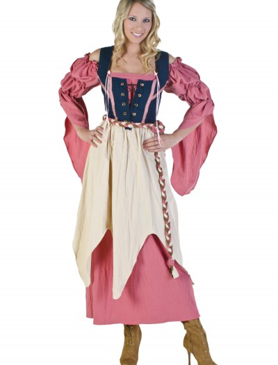 Renaissance Pirate Wench Costume, halloween costume (Renaissance Pirate Wench Costume)