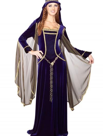 Renaissance Queen Adult Costume, halloween costume (Renaissance Queen Adult Costume)