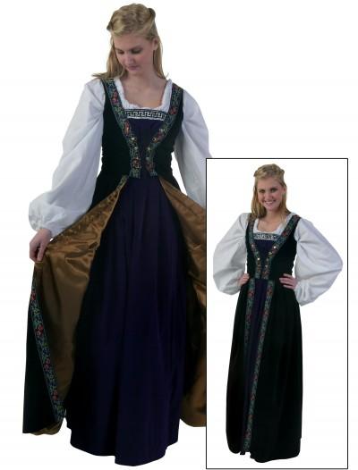 Renaissance Robe Du Soir, halloween costume (Renaissance Robe Du Soir)