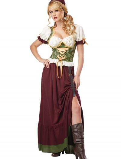 Renaissance Wench Costume, halloween costume (Renaissance Wench Costume)