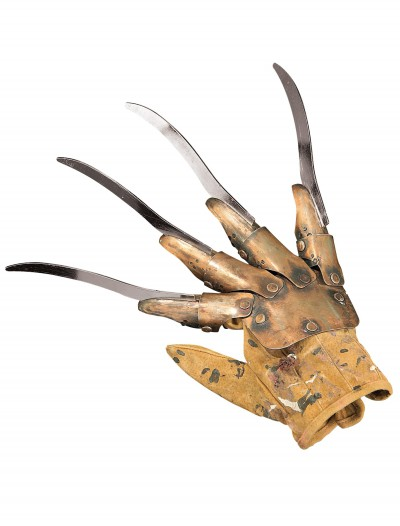 Replica Freddy Krueger Glove, halloween costume (Replica Freddy Krueger Glove)